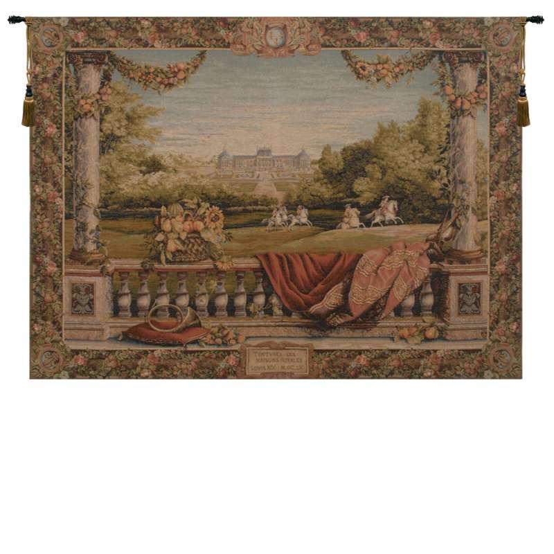 Terrasse Au Chateau I French Tapestry