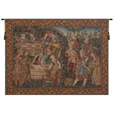 Grandes Vendanges  French Tapestry