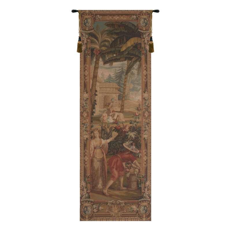Port R. Des Ananas G Left French Tapestry