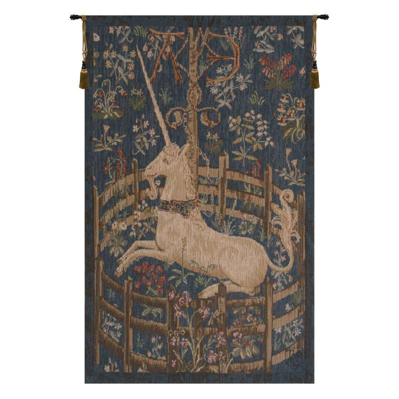 Licorne Captive III French Tapestry