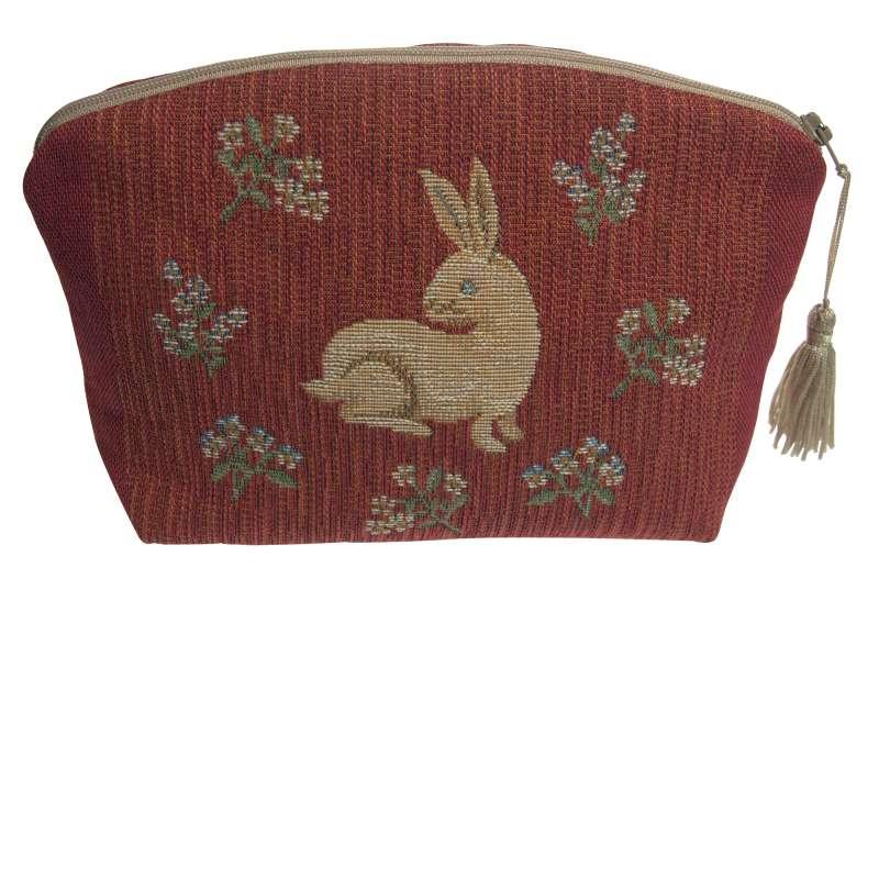 Bunny Purse Tapestry Handbag