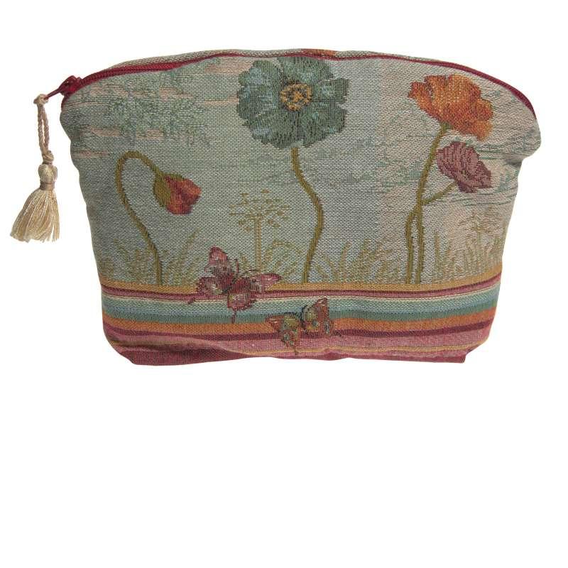 Floral Purse Tapestry Handbag