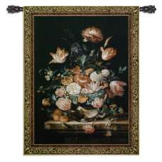Bouquet of Majesty Tapestry Wall Hanging