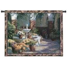 La Fuenta Seca Tapestry Wall Hanging