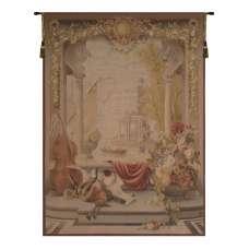 Le Port De Toscane French Tapestry