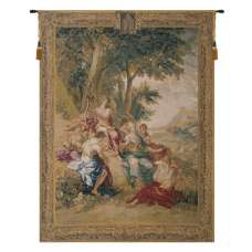 Apollo I Belgian Tapestry Wall Hanging