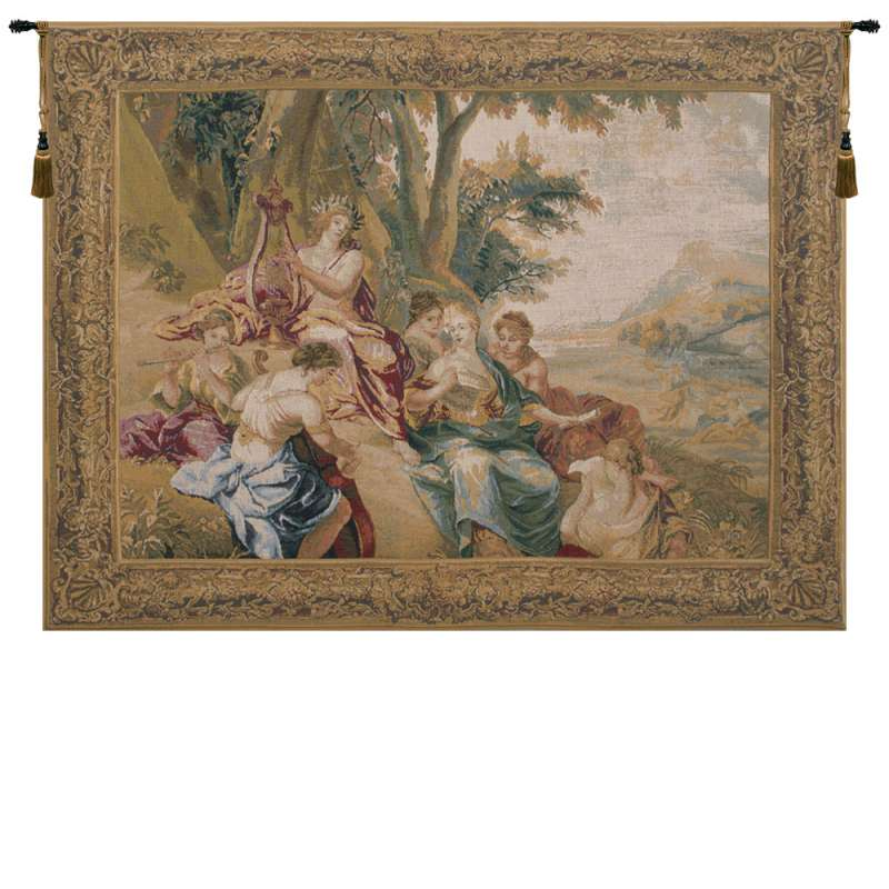 Apollo II Belgian Tapestry Wall Hanging