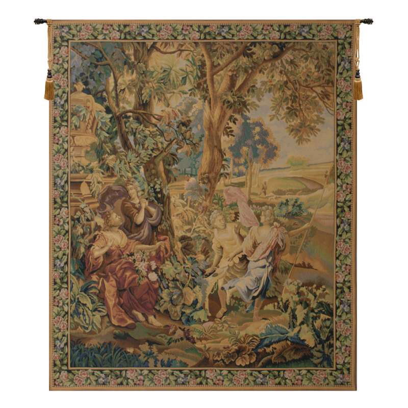 Country Scene Flanders Tapestry Wall Hanging