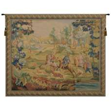 Hunt Belgian Tapestry Wall Hanging