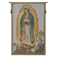 Guadalupe Flanders Tapestry Wall Hanging