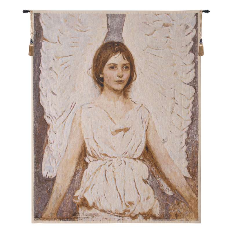 Angels Thayer Flanders Tapestry Wall Hanging