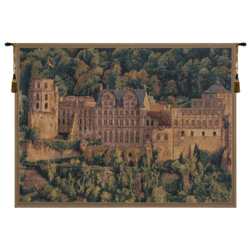 Heidelberg Belgian Tapestry Wall Hanging