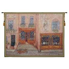 Sagot Terrase Belgian Tapestry Wall Hanging