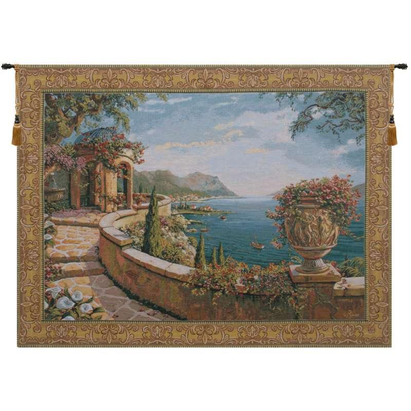 Capri Belgian Tapestry Wall Hanging