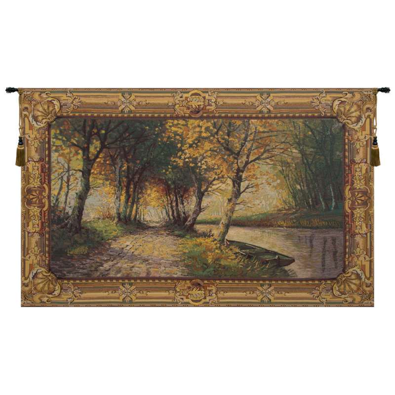 Automne Flanders Tapestry Wall Hanging