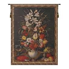 Antique Breughel Medium Belgian Tapestry Wall Hanging