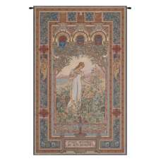 Aurore Belgian Tapestry Wall Hanging