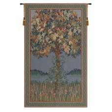 Tree of Life Flanders Belgian Tapestry Wall Hanging