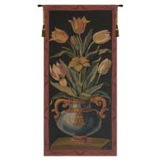 Tulips Belgian Tapestry Wall Hanging