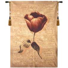 Flanders Poppies II European Tapestry
