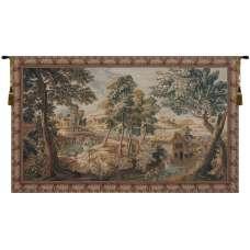 Verdure aux Oiseaux Belgian Tapestry Wall Hanging
