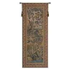 Iris Flanders Belgian Tapestry Wall Hanging