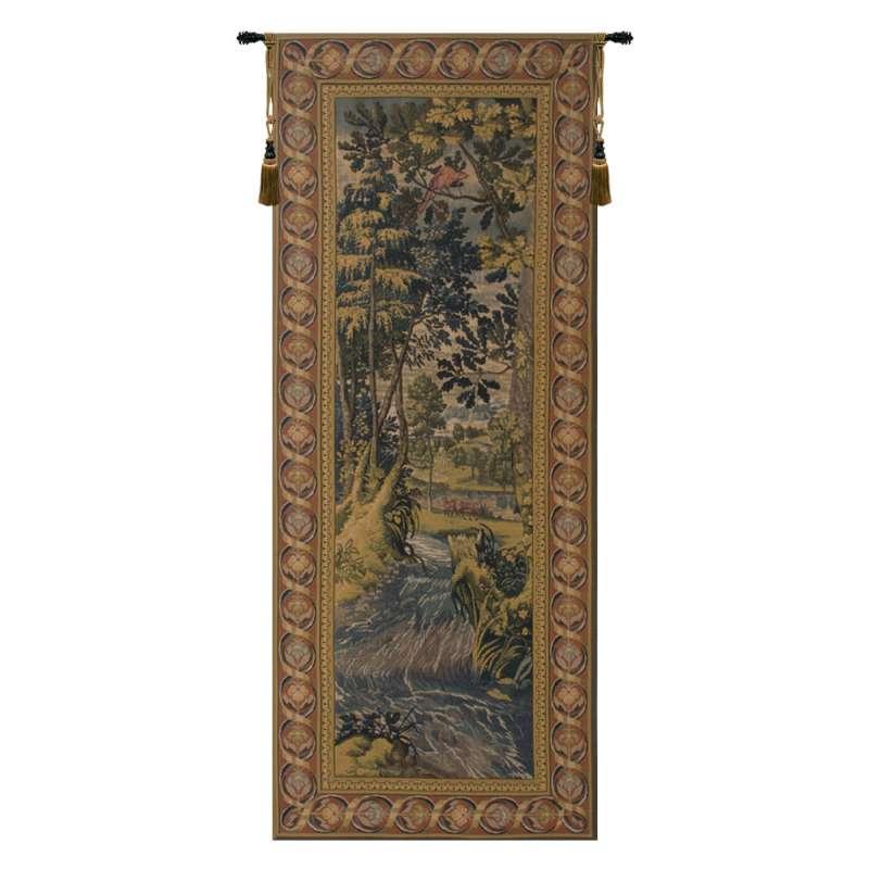Woody Belgian Tapestry Wall Hanging