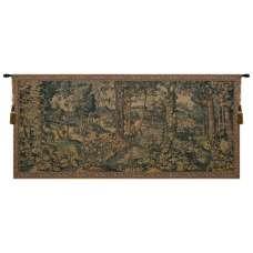 Royal Hunting Woods Belgian Tapestry Wall Hanging