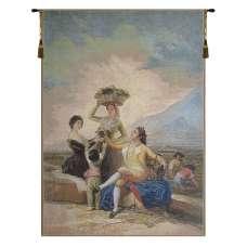 Vendimia Belgian Tapestry Wall Hanging
