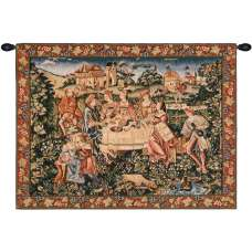 The Feast French Tapestry