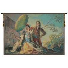 Quitasol Medium Belgian Tapestry Wall Hanging