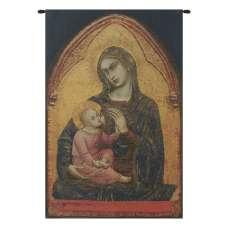 Madonna en Or Flanders Tapestry Wall Hanging