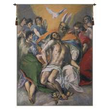 El Greco Belgian Tapestry Wall Hanging