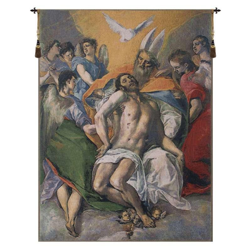 El Greco Belgian Tapestry Wall Hanging