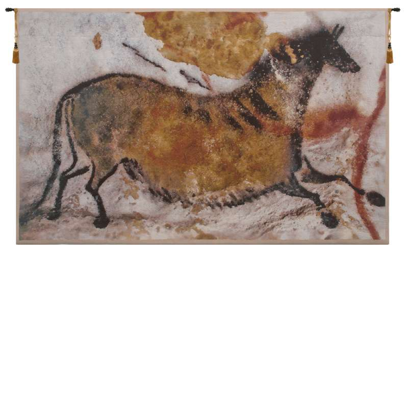 Cheval Chinois Belgian Tapestry Wall Hanging