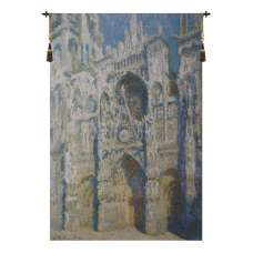 Claude Monet Cathedral Belgian Tapestry Wall Hanging