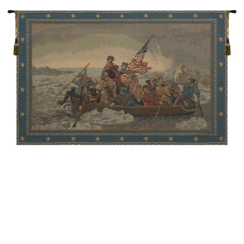Battle of Delaware European Tapestries