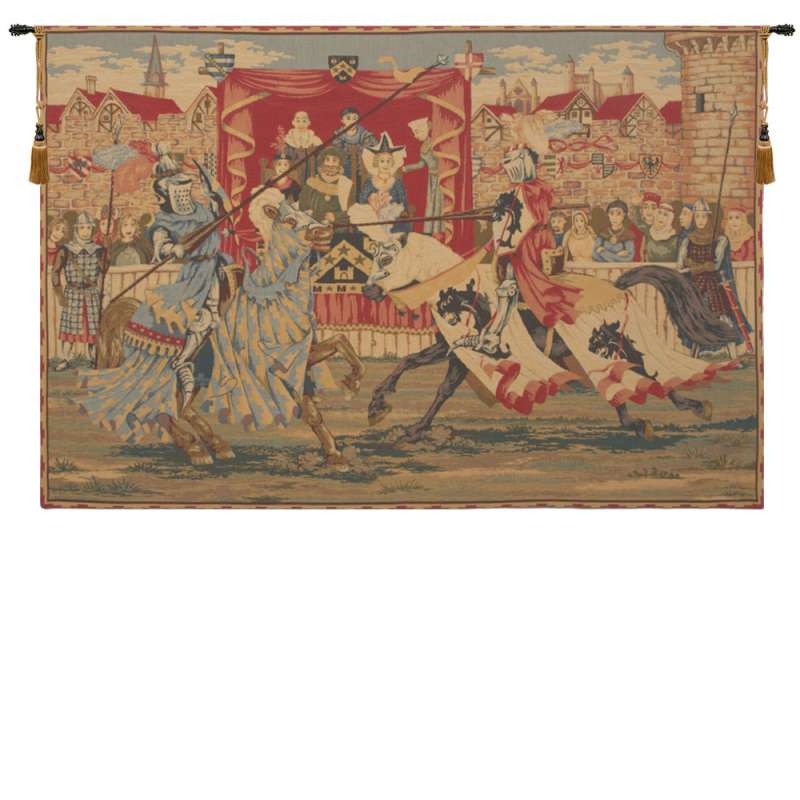 Medieval Lists European Tapestry