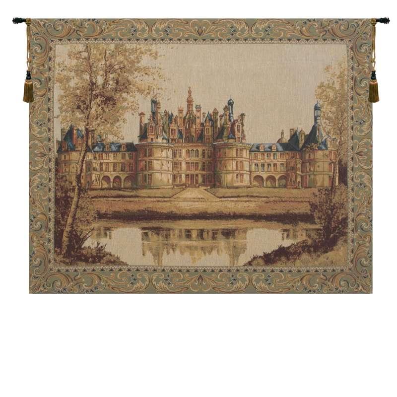 Chambord Castle I European Tapestry