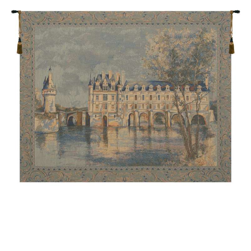 Chenonceau Castle European Tapestry