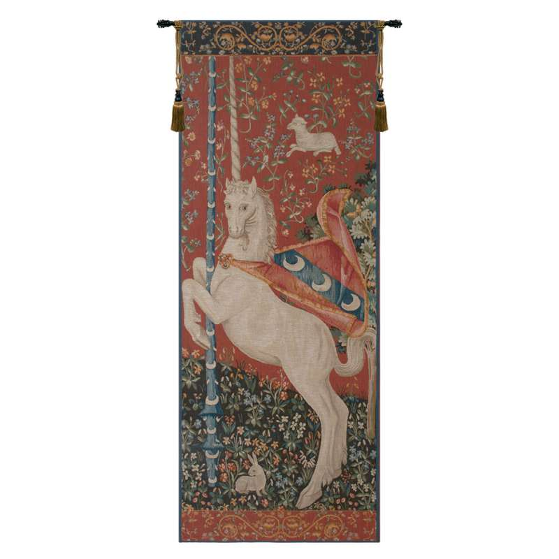 Portiere Licorne French Tapestry