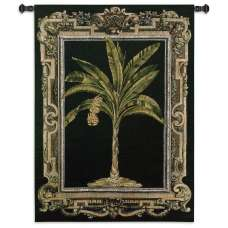Masterpiece Palm II Tapestry Wall Hanging