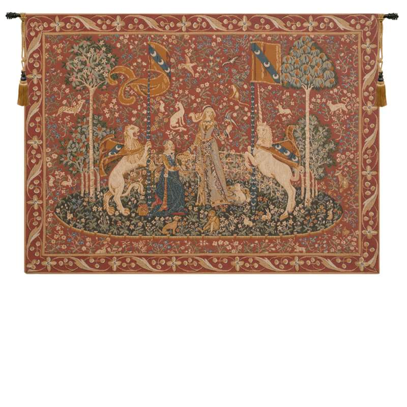 Le Gout The Taste French Tapestry