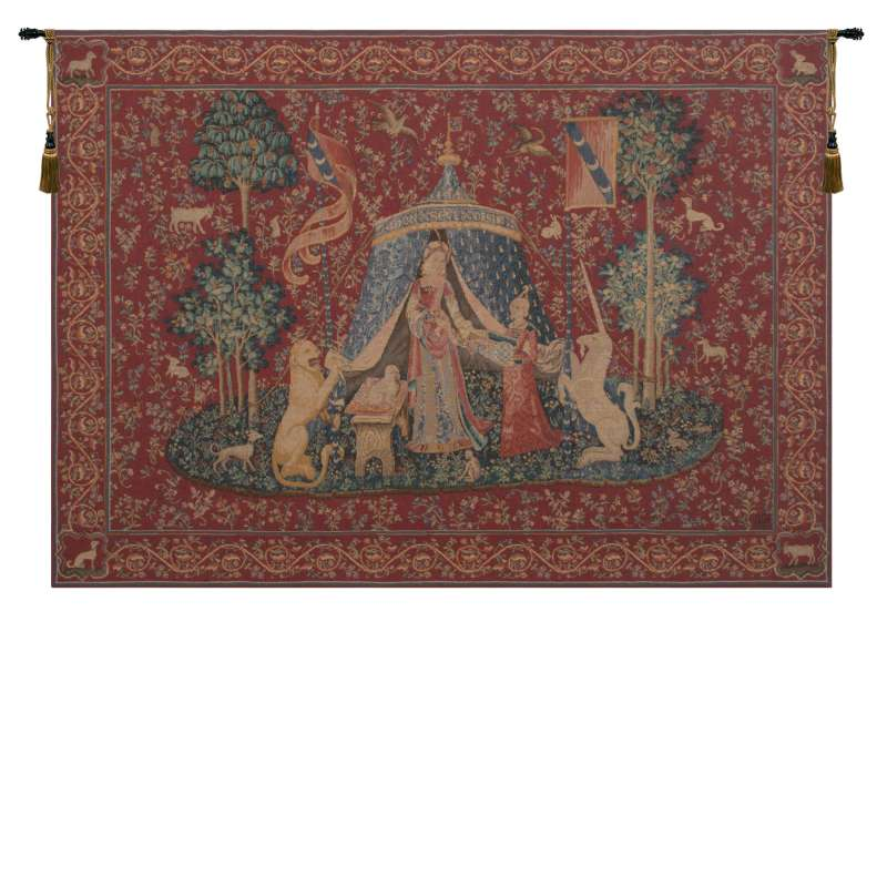 A Mon Seul Desir I French Tapestry