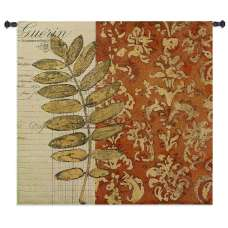 Burnished Mountain Ash Tapestry Wall Hanging