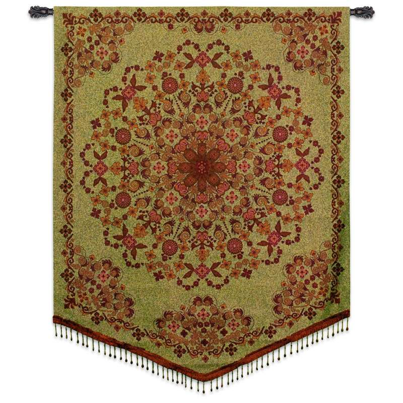 Indian Tapestry Wall Hanging