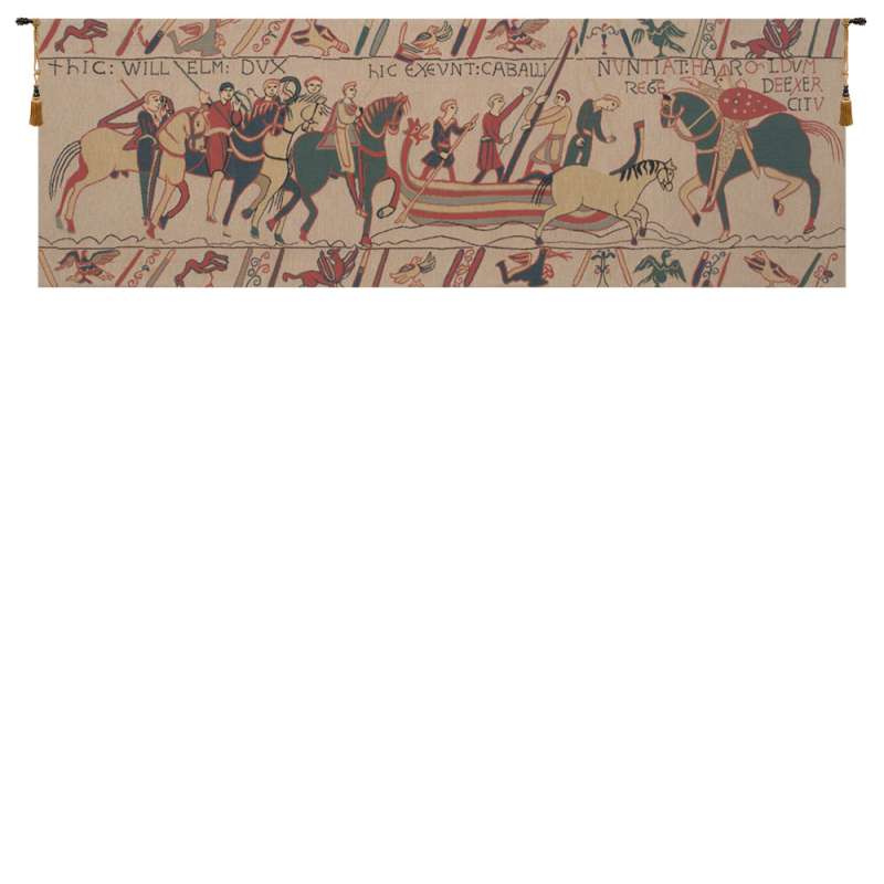 Bayeux European Tapestry