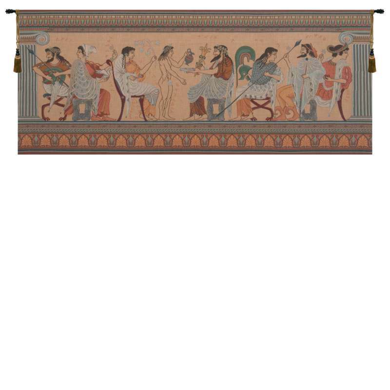 Olympians French Tapestry