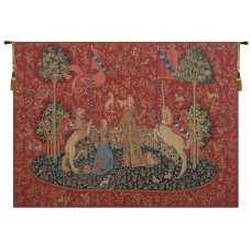 Le Gout Fonce Belgian Tapestry Wall Hanging
