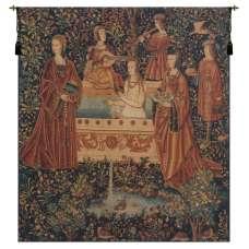 Bain Belgian Tapestry Wall Hanging